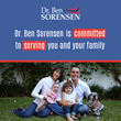 Lift Digital Media Strategic Hyper-Targeted Advertising Campaigns Bring Victory for District 4 Commissioner Ben Sorensen