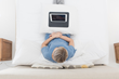 Get Cozy and Watch in Bed with MYSA, the World's Most Comfortable Device Stand