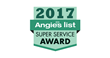 Universal Windows Direct of Indianapolis Announced as a Winner of 2017 Angie's List Super Service Award