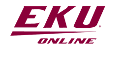 EKU Online Logo - EKU Online is ranked among the best schools for online degrees by U.S. News & World Report and Military Times.
