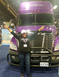 WIT Member Wins Volvo Truck From Women In Trucking and Arrow Truck Sales