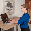 Growing Trend of Companies Adding Standing Desks to Workplace Wellness Programs