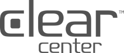This is the primary logo for ClearCenter.