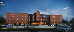 Image of Fairfield Inn & Suites - design-build by Russell and Dawson