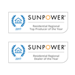 Venture Solar Wins Two SunPower Awards, Expands Service Footprint to Include Long Island