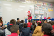 Teacher Created Materials Celebrates Read Across America Day with Volunteer Projects at Carl E. Gilbert Elementary School