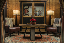 Kibler U0026 Kirch Owner Jeremiah Young Designed News Signature Pieces For Old Hickory  Furniture Company That Won His Montana Firm U201cBest Interior Designu201d At The  ...