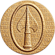 Office of Strategic Services (OSS) Bronze Medal Reverse