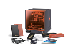 Roland DGA has introduced the world's first laser foil decorator -- the DGSHAPE LD-80.
