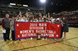 FHU Lady Lions Win 2018 NAIA Women's Basketball National Championship