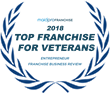 MaidPro Honored as Top Franchise for Veterans