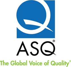 ASQ will honor two with Distinguished Service Medals, the highest distinction for service from the global society.