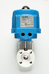 automated control valve, industrial valves, steam valves
