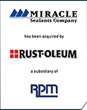 Intrepid Advises the Leader in Professional Stone, Tile and Grout Care Products, Miracle Sealants on Its Sale to Rust-Oleum