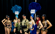 Win The Storm Conference with Las Vegas Showgirls