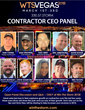 Win The Storm Conference Contractor CEO Panel