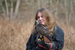 IntoBirds Spotlights Female Falconer Giving Birds of Prey Second Chance at Life in the Wild