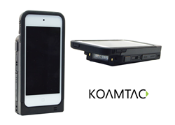KOAMTAC Adds New KDC470 Barcode and RFID SmartSled and Charging Case for Apple iPod touch and iPhone 7 Plus