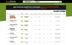 #1 Ranked Affiliate Marketing Agency OPM