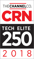 CRN 2018 Tech Elite 250 List