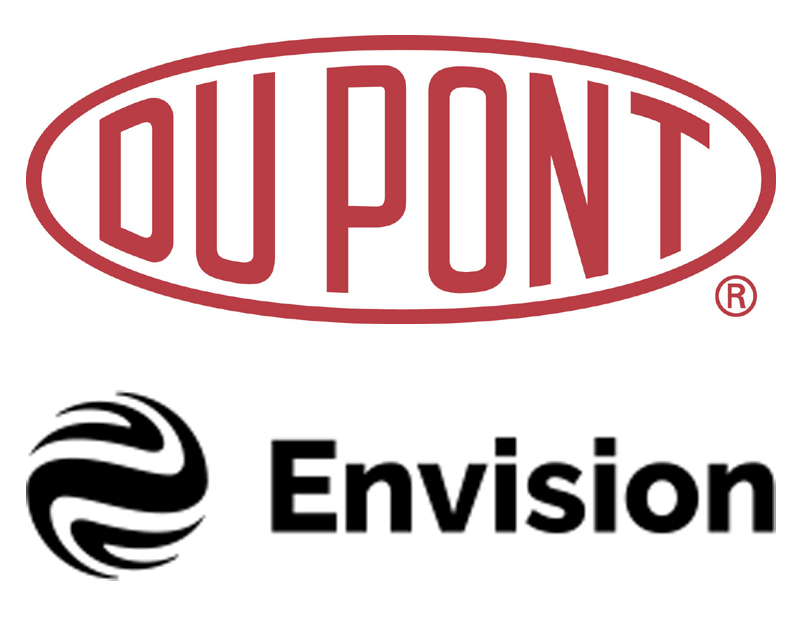 Dupont Photovoltaic Solutions Inks Collaboration With Envision