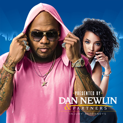 Flo Rida Concert Presented by Dan Newlin