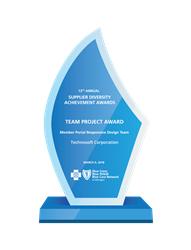 2017 BCBSM Project of the Year Award - Technosoft Corp.