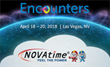 NOVAtime Ramps Up for its 5th Annual User Conference, Encounters 2018