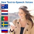 NeoSpeech Releases Australian English, Dutch, European Portuguese, Swedish, and Russian Text-to-Speech Voices