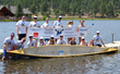 Mines and American Society of Civil Engineers Host Concrete Canoe and Steel Bridge Competition in Rapid City