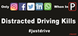 #justdrive - Stalker Radar Is Doing Its Part To Stop Distracted Driving