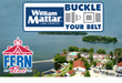 Take the Seat Belt Safety Pledge with William Mattar for a Chance to Win a Resort Getaway!