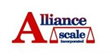 Alliance Scale Rice Lake CLS-420 Fork Lift Scale