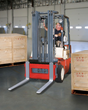Alliance Scale's New Fork Lift Scale Features a Wireless WI-FI Weight Indicator