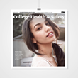 Mediaplanet and Corinne Foxx Stand Up For College Students' Health and Wellness