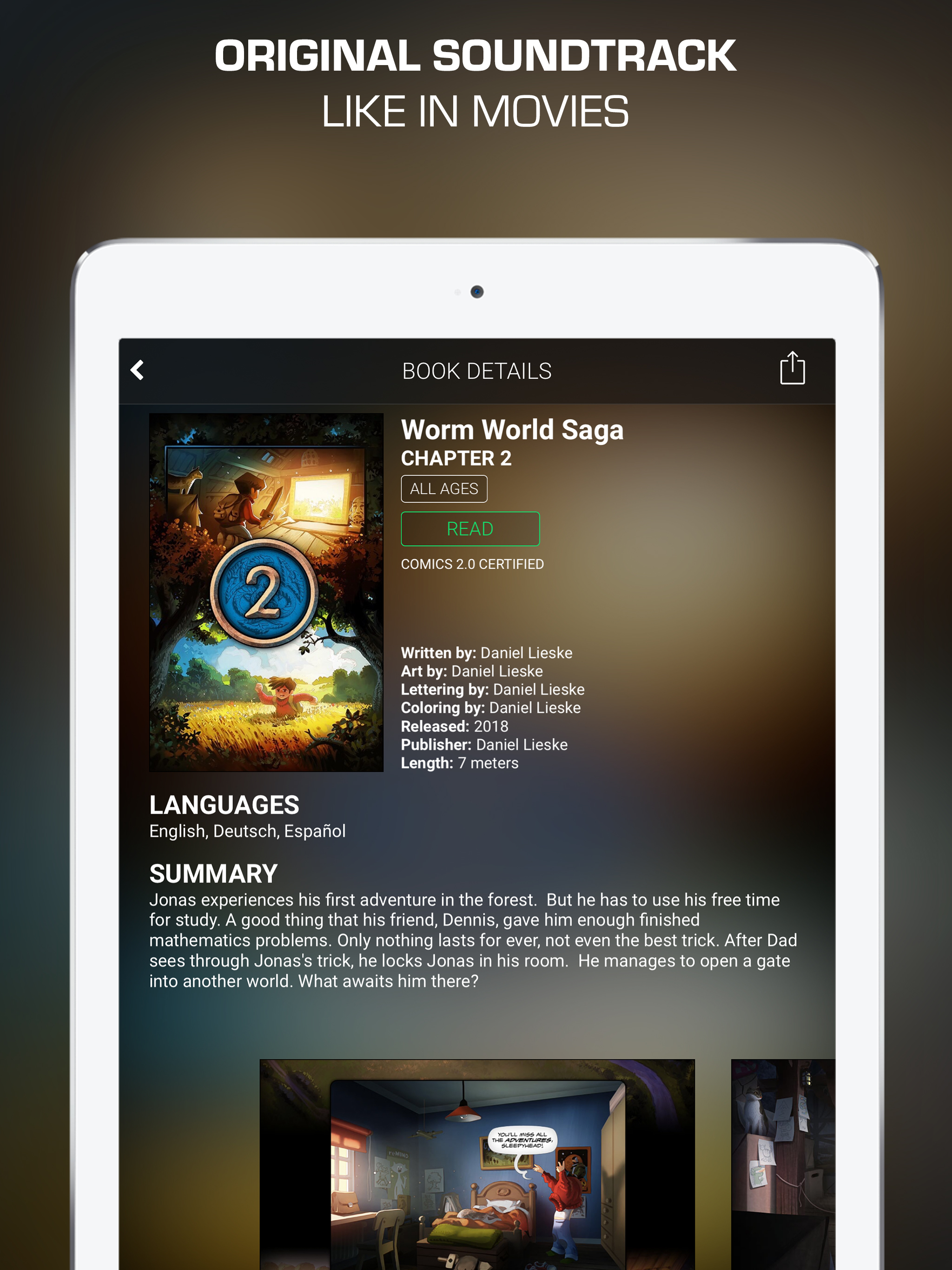 Nanits Universe Launches New Digital Comic Book Platform