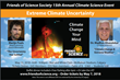 "Canadian Climate Change Minister Falters on Effects of Carbon Tax as Friends of Science Announces Annual Event ""Extreme Climate Uncertainty"""