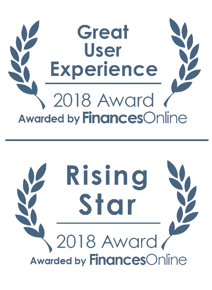 Ebizcharge wins 2018 rising star and great user experience awards ebizcharge wins 2018 rising star and great user experience awards from financesonline directory reheart Image collections