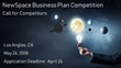 Calling all Space Startups: Apply to Compete for a Cash Prize from the NewSpace Business Plan Competition