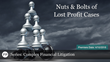"Financial Poise™ and West LegalEd Center Premiere ""COMPLEX FINANCIAL LITIGATION 2018: Nuts & Bolts of Lost Profit Cases,"" a webinar, on April 10th at 11 AM CST"