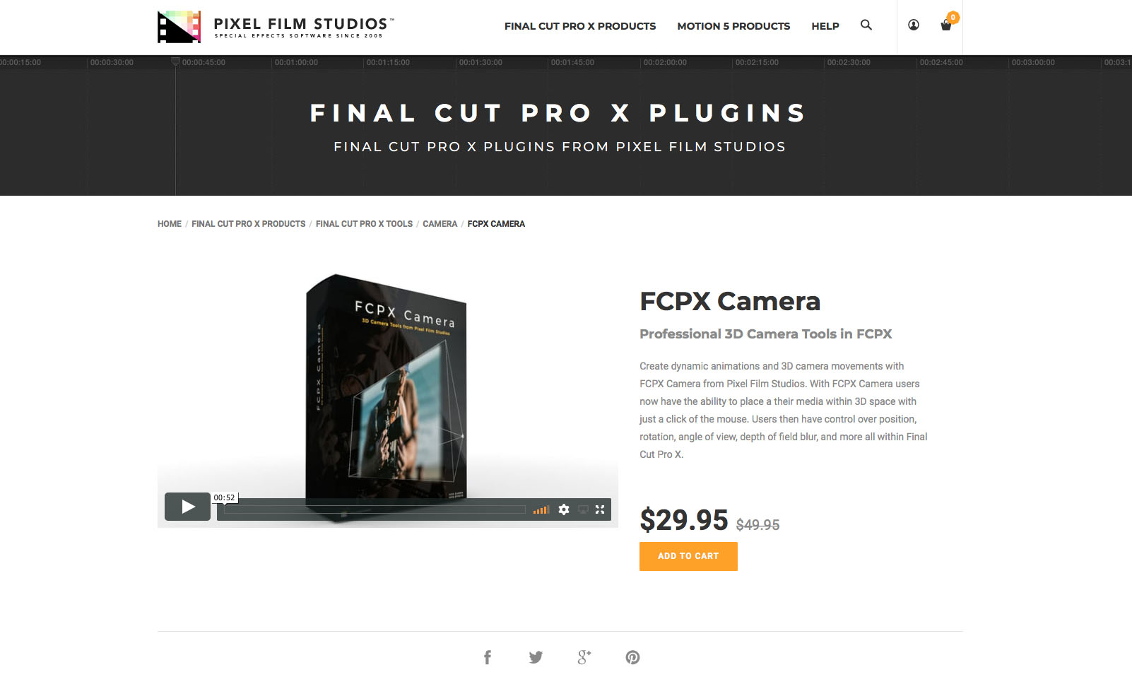 Final Cut Pro X Plugins Effects Transitions and Themes