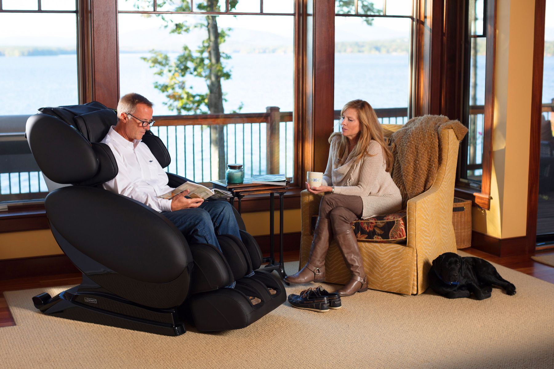Infinity Massage Chairs To Exhibit At High Point Market