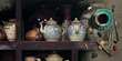 """Painting Old Chinese Pottery"" by Aurelio Rodriguez Lopez"