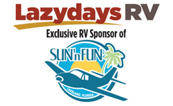 Lazydays RV & SUN n' FUN partnership