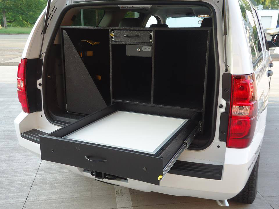 Emergency Vehicle Specialist Uses Vycom Seaboard 174 Hdpe To