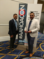 Houston's Hotel Bella Named IAHA Independent Hotel of the Year At 2018 AAHOA National Convention