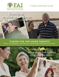 FAI Wealth Management Takes a Novel Approach to our Surging Senior Population: New E-book Series Provides Valuable Information to Families Caring for Aging Loved Ones