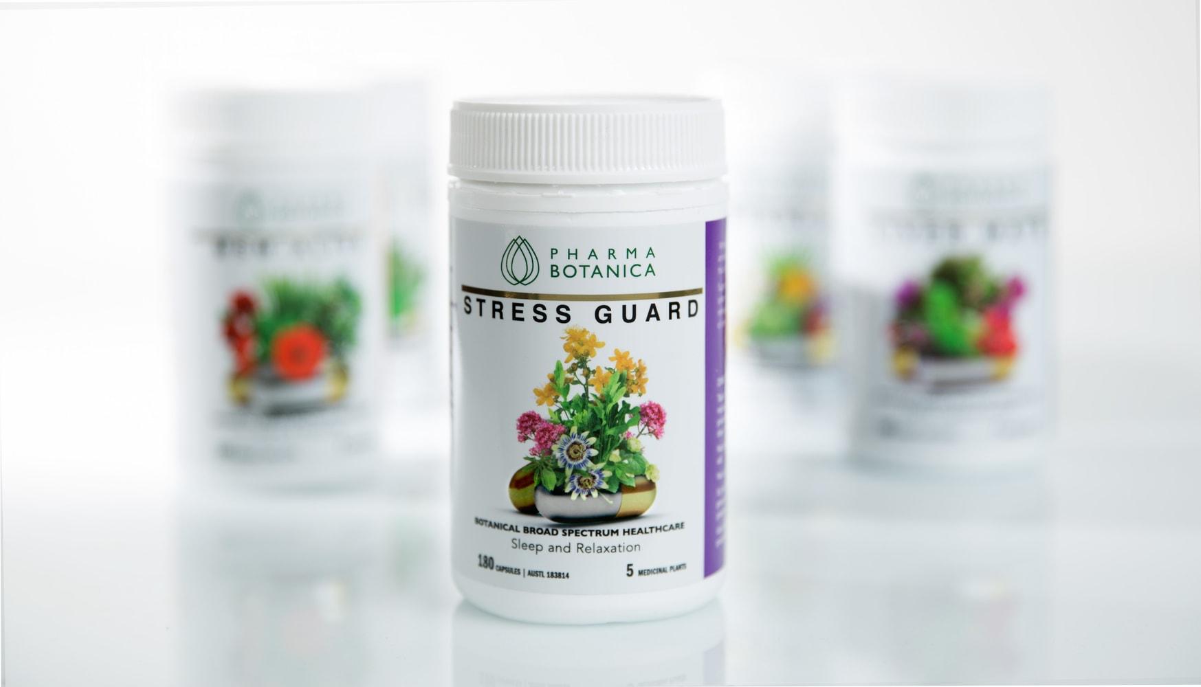 passiflora stress