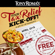 Tony Roma's® Announces a New Kickin' Deduction That Savvy Tax Payers Will Elect to Take This Year