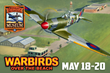 Warbirds Over the Beach World War II Air Show Returns to Virginia Beach this May